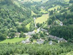Llansantffraid Glyn Ceiriog, Wales, United Kingdom