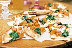 Butternut pumpkin adds sweetness and flavour to this ultimate vegetarian pizza.