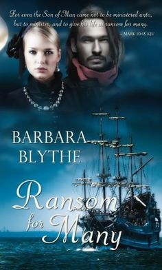 Ransom for Many by Barbara Blythe, http://www.amazon.com/gp/product/B0085M2Z3A/ref=cm_sw_r_pi_alp_xgkbqb0SY60MH
