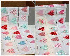 Pomponetti: Mein 365 Tage Quilt - Stand Ende Februar