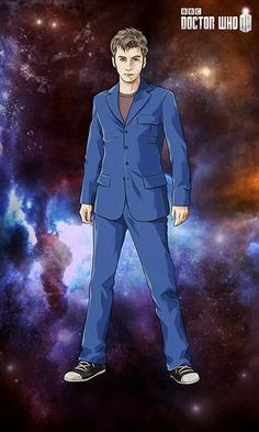 Doctor Who: Legacy Unveil Metacrisis Doctor Art Work
