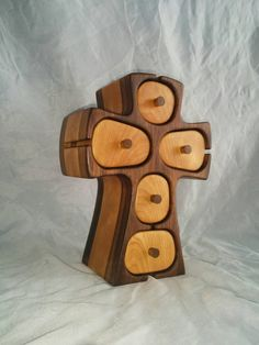Check out this item in my Etsy shop https://www.etsy.com/listing/219597222/the-cross-2-in-1
