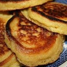 Hoecakes on BigOven: Try these at Lady and Sons in Savannah!