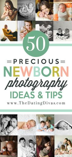 Tips and Ideas for Newborn Photography