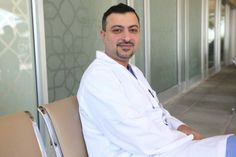 Dr Khaled Abuhaleeqa is one of just 150 specialists in rare eye cancers.  #EyeCancer #UAE #EyeHealth #Science #Cancer #EyeDoctor