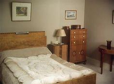 Bertie Wooster's bedroom.