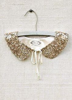 Tabitha Collar in Gold *RENTAL*