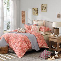 Hampton Hill Portico Luxury 9-piece Comforter Set