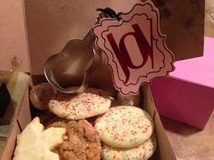 Cookie Exchange box! Yum!