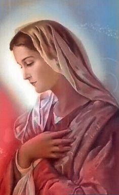 Blessed Mother Mary, Divine Mother, Blessed Virgin Mary, Jesus Son Of God, Mary And Jesus, Hail Holy Queen, Mama Mary, Catholic Religion, Holy Mary