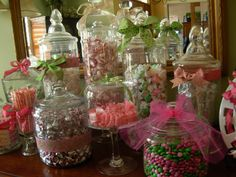wedding candy bar photos | Posted by Candy at 03:20 No comments: