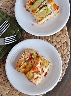 Zucchini Lasagna | Mel's Kitchen Cafe