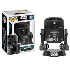 C2-B5 from Star Wars Rogue One #starwars #rogueone #c2-b5  Funko POP! Series