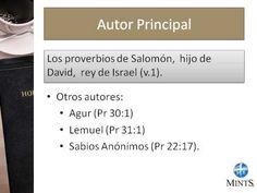 """Conferencia """"Introduciendo los Proverbios"""" dictada por el Dr. Jaime Morales en Heredia, Costa Rica."""