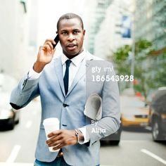 Stock Photo : Businessman in New york