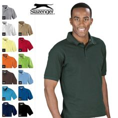 SLAZENGER mens, ladies and kids golf shirts in South Africa Africa Online, Corporate Gifts, Golf Shirts, South Africa, Polo, Mens Tops, Shopping, Ideas, Fashion