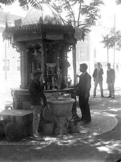 Príncipe Real, Quiosque 1908 Fast food of the last millennium Lisbon style!