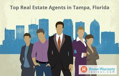 Top Real Estate Agents in Tampa Florida