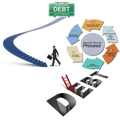 True commitment and the right plan can help you climb out of debt.