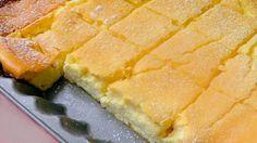 Zutaten: 500 g feine Quark 450 g Sauerrahm 100 g Butter (Raumtemperatur) 8 Eier 7 EL glattes Mehl 7 EL … Continued (Butter Brownies Cake) Sweet Recipes, Cake Recipes, Dessert Recipes, Pudding Desserts, Cottage Cheese Desserts, Cheese Pies, Butter Cheese, Czech Recipes, Ethnic Recipes