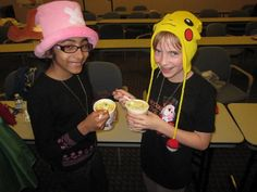 Cosplay Party noodles at Sachem