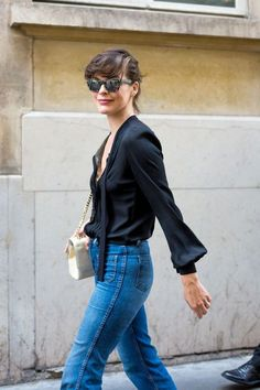 Couture Week Street Style Fall 2016 - Street Style at Paris Couture Week 2016   Her Couture Life www.hercouturelife.com