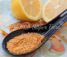 Limoni come conservare succo e buccia blog il mio saper fare