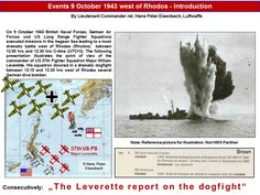 Dogfight over the Aegean: The Leverette Report illustrated - P-38 \