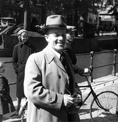 Victor Kugler (1900-1981) was one of the helpers who hid Anne Frank and her family. He was born in Austria and moved to The Netherlands in 1923. Kugler started working for Otto Frank in 1933 and took care of the family when they went into hiding in 1942. After the Frank family was betrayed and sent to concentration camps, Victor Kugler was held captive in the Dutch concentration camp of Amersfoort. He escaped in March of 1945 and went into hiding himself. After the war he emigrated to Canada. Anne Frank, War, Camps, Netherlands, Dutch, Anna, Inspirational, Friends, School