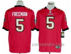 http://www.jordannew.com/nike-nfl-tampa-bay-buccaneers-5-freeman-red-game-jerseys-authentic.html NIKE NFL TAMPA BAY BUCCANEERS #5 FREEMAN RED GAME JERSEYS AUTHENTIC Only 21.74€ , Free Shipping!