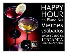 Happy Hour en Lucania Palazzo Hotel