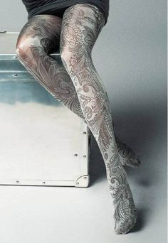 Clothing, Shoes & Accessories Hosiery & Socks Liberal Ladies 20 Denier Venezianna Black Lacey Tights Size M New In Pack