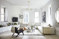 Dwell - Tour an Insanely Stylish NYC Loft With Major Scandinavian Vibes