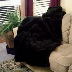 black throw blanket - Google Search