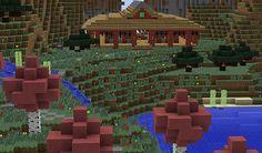 Japanese Tea House Minecraft Project