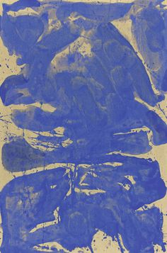 Sam Francis 1923 - 1994 UNTITLED signed with the artist's initials; signed and dated 1960 on the reverse, watercolor on paper Tachisme, Action Painting, Jackson Pollock, Abstract Expressionism, Abstract Art, Clyfford Still, Modern Art, Contemporary Art, Sam Francis