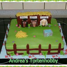 Horse cake , Pferde Torte