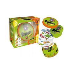 Dobble KIDS kártya és társasjáték 4 éves kortól - Asmodee Card Games, Coasters, Cards, Coaster, Maps, Playing Cards, Playing Card Games