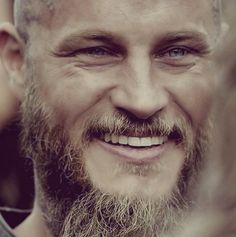 Travis Fimmel as Ragnar. Ragnar Lothbrok Vikings, Lagertha, Vikings Travis Fimmel, Travis Fimmel Vikingos, Travis Vikings, Vikings Tv Show, Vikings Tv Series, Ragnar Lothbrook, Bracelet Viking