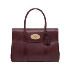 I know Christmas is over... but PLEASE PLEASE PLEASE someone buy me this Mulberry Bayswater in Oxblood Natural Leather!