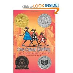 One Crazy Summer: Rita Williams-Garcia; In this Newbery Honor novel, New York Times bestselling author Rita Williams-Garcia tells the story of three sisters who travel to Oakland, California, in 1968 to meet the mother who abandoned them. Great Books, My Books, Amazing Books, Coretta Scott, Mighty Girl, Read Aloud Books, National Book Award, Award Winning Books, Award Winner