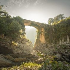 Puente Ajajalpan en Zacatlan y Tepetzintla Puebla