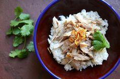 In Taiwan, the turkey is typically steamed when preparing this dish. Could leftover, roasted turkey meat work just as well? Here's a resounding yes.