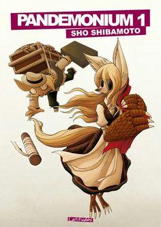Sho Shibamoto : Pandemonium 1 - Ed. Latitudes