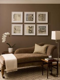 Decorator I Love Bravo Phoebe Howard Decorator I Love Bravo Phoebe Howard Joseph Kremer bedroom colors ideas dark painted walls designed by Phoebe Howard Love nbsp hellip Painting walls Living Room Paint, Living Room Colors, Home Living Room, Living Room Designs, Living Room Decor, Bedroom Decor, Bedroom Furniture, Mocha Living Room, Chocolate Living Rooms