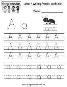 001 AZ Letter Worksheets (Set 3) Educational Finds and