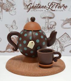 Teatime Chocolat   da Gaetane Le Fevre