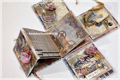 album w pudełku Decorative Boxes, Home Decor, Interior Design, Home Interior Design, Decorative Storage Boxes, Home Decoration, Decoration Home, Interior Decorating