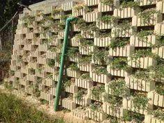 muro de contencin ecolgico buscar con google