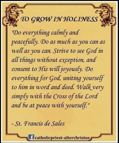 There is reason he is dubbed the saintmaker. His advice and guidance have influenced many saints including the great St. John Bosco who himself went on to be a saintmaker.